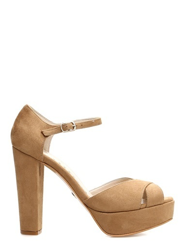 Divarese Ayakkabı Sarı